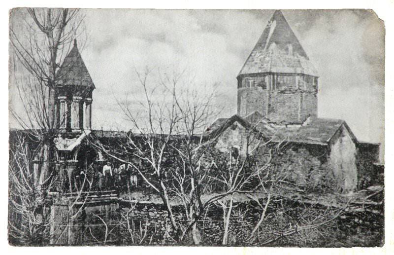 The Monastery of the Apostles (Source: Christine Gardon collection)